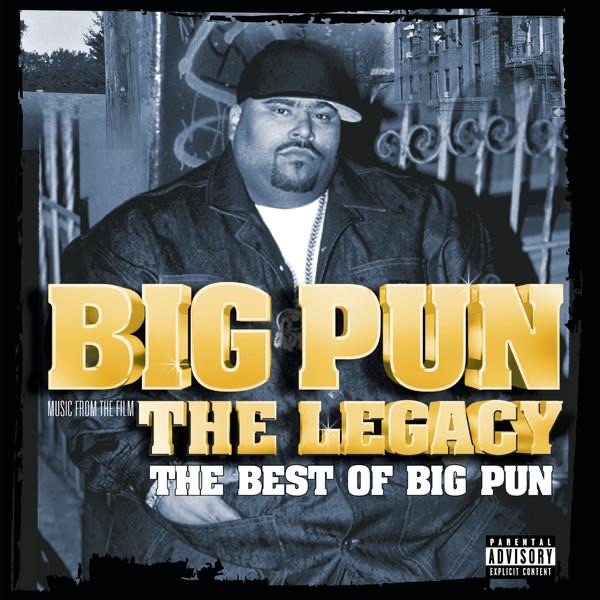 Big punisher the legacy: the best of big pun (cd, compilation.