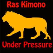 Under Pressure Ras Kimono - Ras Kimono