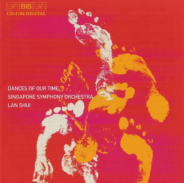 Dances of Our Time - orchestral music