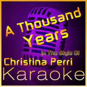 A Thousand Years (In the Style of Christina Perri) [Karaoke Instrumental Version] - High Frequency Karaoke - High Frequency Karaoke