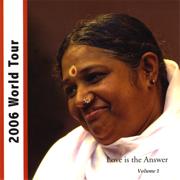 Love Is the Answer, Vol. 1 - Amma - Amma