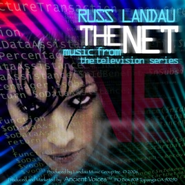The Net (Music from the TV Series) by Russ Landau & The Net