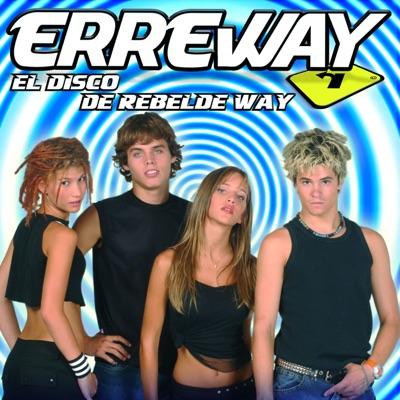 El Disco de Rebelde Way - Erreway
