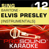 All Shook Up (Karaoke Instrumental Track) [In the Style of Elvis Presley] - ProSound Karaoke Band
