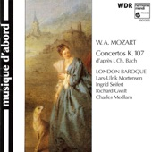 London Baroque - Concerto in E-Flat Major, Op. 7 No. 5 : II. Andante