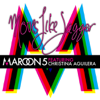 Maroon 5 - Moves Like Jagger (feat. Christina Aguilera) [Studio Recording from the Voice Performance] ilustración