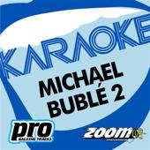 Zoom Karaoke - Michael Buble 2