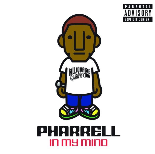 In my mind (bonus version) by pharrell williams on apple music.