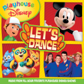 Playhouse Disney - Let's Dance