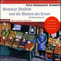 Éric-Emmanuel Schmitt - Monsieur Ibrahim und die Blumen des Koran artwork