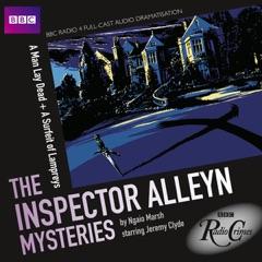 BBC Radio Crimes: The Inspector Alleyn Mysteries: A Man Lay Dead & A Surfeit of Lampreys