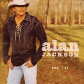 Alan Jackson - Burnin' The Honky Tonks Down