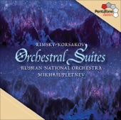 Russian National Orchestra - The Snow Maiden Suite : I. Introduction