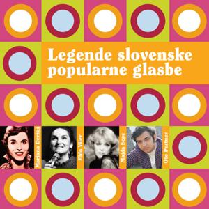 Marjana Derzaj, Elda Viler, Majda Sepe & Oto Pestner - Legende Slovenske Popularne Glasbe
