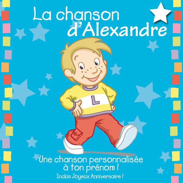La Chanson D Alexandre Album Personnalise Par Le Prenom By Leopold