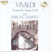 BACH CPE - Purcell String Quartet - Trio sonata in B flat Major