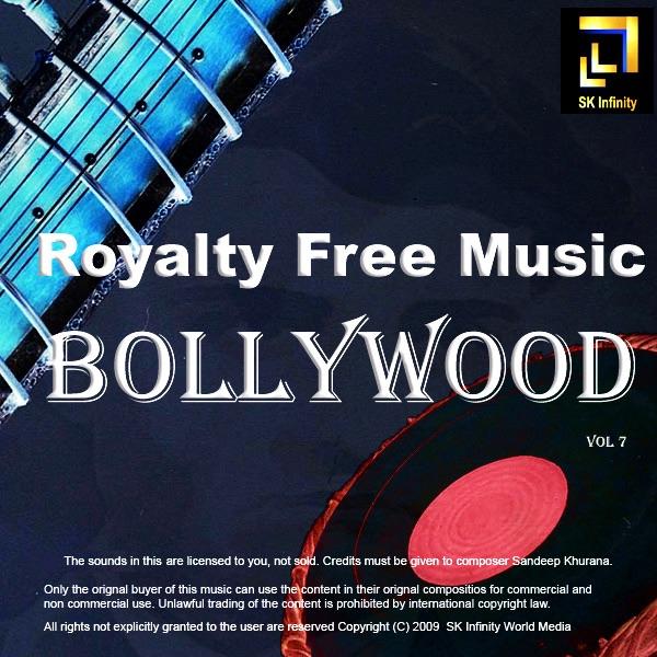 Royalty Free Music Bollywood - Vol. 7
