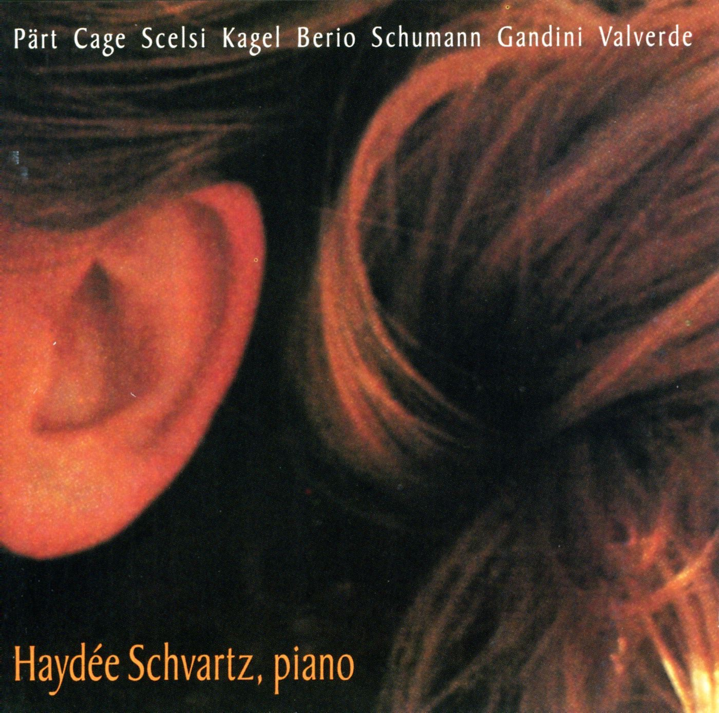 New Piano Works from Europe and the Americas