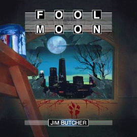 Fool Moon: The Dresden Files, Book 2 (Unabridged) audiobook