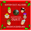 Scottish Quest All Stars - Santa's a Scotsman artwork