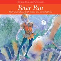 Hodder Childrens - Peter Pan artwork
