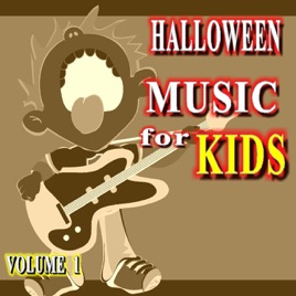 Halloween Music for Kids by Kids Pop Crew on Apple Music