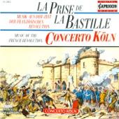 Werner Ehrhardt/Andrea Keller/Concerto Köln - Sinfonie concertante melee d'airs patriotiques in G Major: I. Allegro moderato