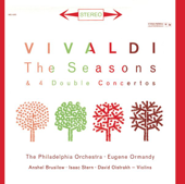 Vivaldi: The Four Seasons, Op. 8 - Double Concertos RV 514, RV 517, RV 509 & RV 512