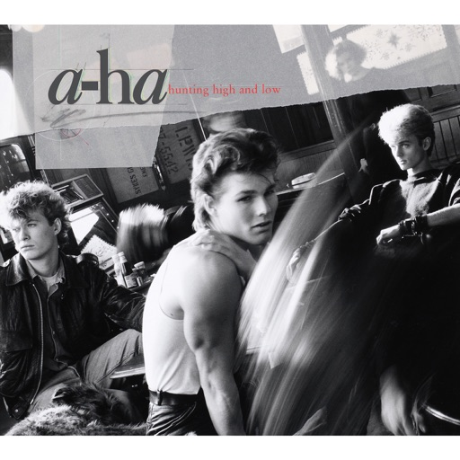 Art for Take On Me by A-Ha