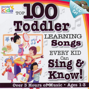 100 Toddler Learning Songs - The Wonder Kids - The Wonder Kids