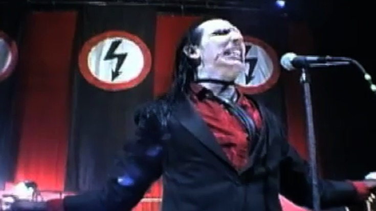 Antichrist Superstar (from Dead to the World)