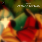 Music for African Dances - African Percussions for African Dancing and African Tribal Dance. Dance Class Music