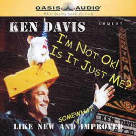 I'm Not Okay and Is It Just Me? (Unabridged) audiobook
