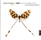 Mozart-Quatuor Mosaiques - Quartet in F major, K.590 - III. Menuetto (Allegretto)