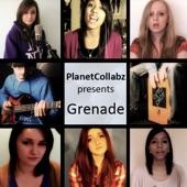 Grenade (PlanetCollabz Presents) - Single