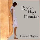 Lightnin' Hopkins - Broken Hearted Blues
