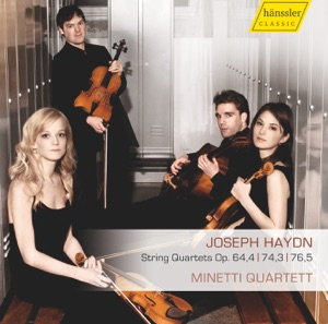 "Haydn, J.: String Quartets No. 51, 59, ""The Rider"" and 64"