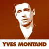 Yves Montand - Jolie comme une rose artwork