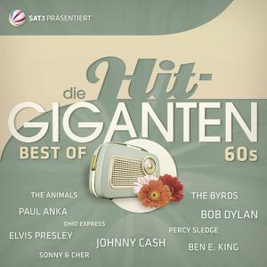 Verschiedene Interpreten - Best of 60's - Die Hit Giganten