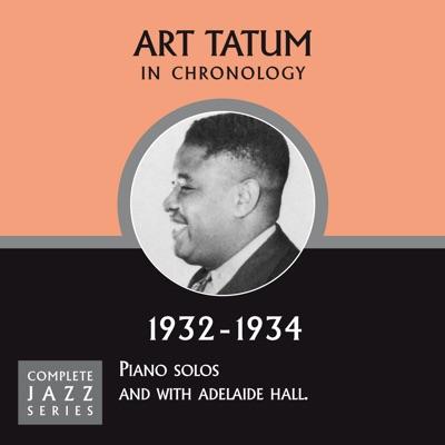 Complete Jazz Series 1932 - 1934 - Art Tatum