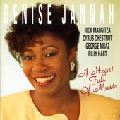 Denise Jannah - It's Only a Paper Moon