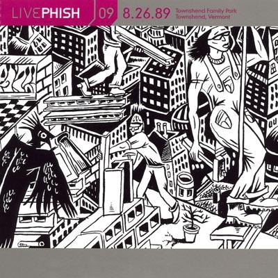 LivePhish, Vol. 9 8/26/89 (Townshend Family Park, Townshend, VT) - Phish