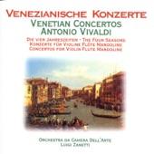 Orchestra da Camera Dell'Arte, Luigi Zanetti - Concerto F-Dur, op. 8, Nr. 3, Der Herbst