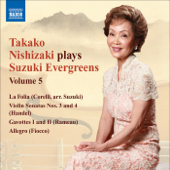 Suzuki Evergreens, Vol. 5