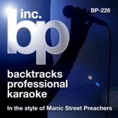 Karaoke - In the Style of Manic Street Preachers (Karaoke Version)