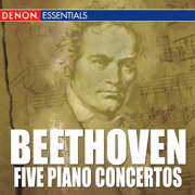 Beethoven: Piano Concertos Nos. 1-5 - Various Artists - Various Artists