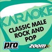 Zoom Karaoke: Classic Male Rock and Pop