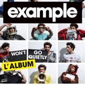 Won't Go Quietly - L'album