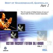Best of Shahenshah-E.-Qawwalan, Pt. 1, Vol. 1 - Nusrat Fateh Ali Khan - Nusrat Fateh Ali Khan