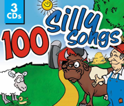 100 Silly Songs - The Countdown Kids - The Countdown Kids